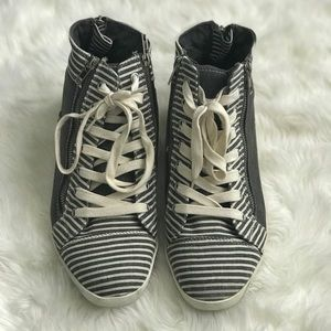 Forever 21 High Top Sneakers